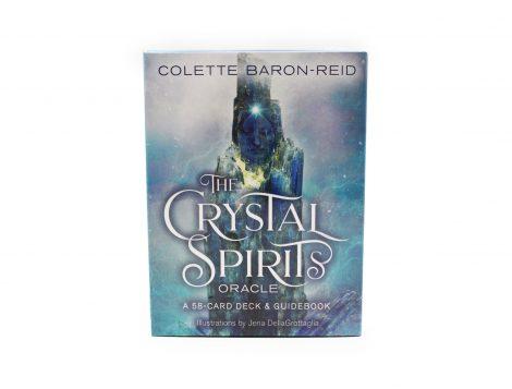 The Crystal Spirits Oracle Deck - Crystal Dreams