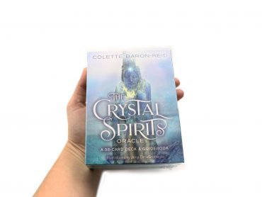 The Crystal Spirits Oracle Deck - Crystal Dreams