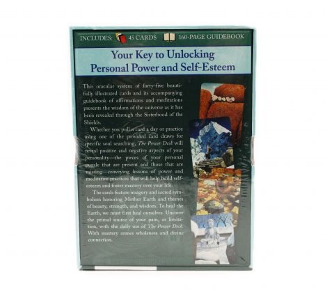 The Power Deck Oracle Cards - Crystal Dreams