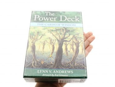 The Power Deck Oracle Cards (hand) - Crystal Dreams