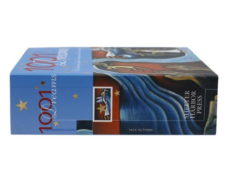 1001 Dreams Book- Crystal Dreams