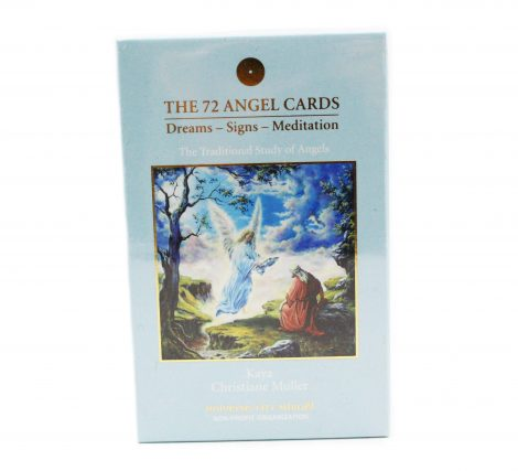 The 72 Angel Oracle Cards - Crystal Dreams