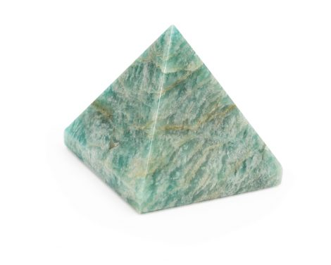 Amazonite Pyramid - Crystal Dreams