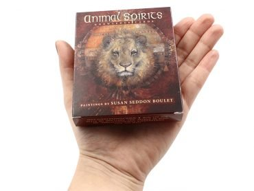 Animal Spirits Knowledge Cards-Crystal Dreams