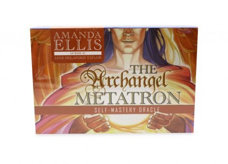 Archangel Metatron Self-Mastery Oracle-Crystal Dreams