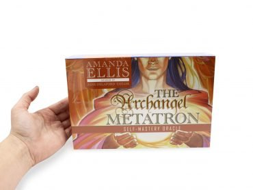 Archangel Metatron Self-Mastery Oracle-Crystal Dreams