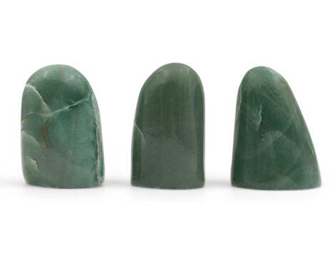 Aventurine Cut Base Polished Free Form - Crystal Dreams