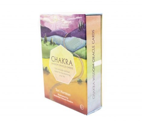 Chakra Wisdom Oracle Deck - Crystal Dreams