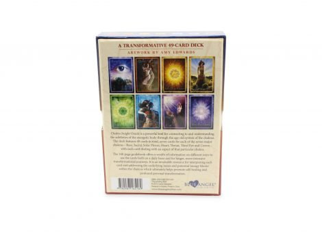 Chakra Insight Oracle Deck- Crystal Dreams