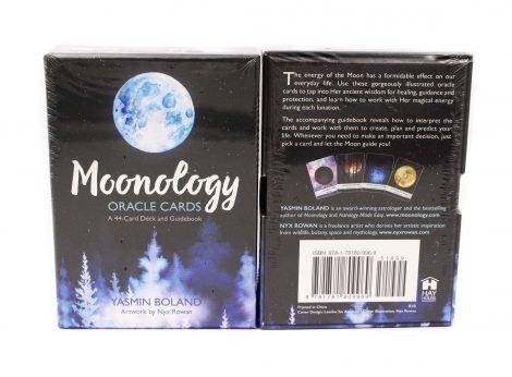 Moonology Oracle Cards - Crystal Dreams
