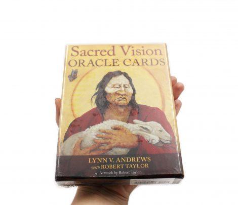 Sacred Vision Oracle Deck - Crystal Dreams