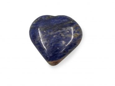 Sodalite Puffy Heart - Crystal Dreams