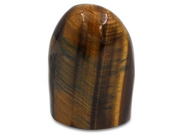 Tiger Eye Cut Base Polished Free Form - Crystal Dreams