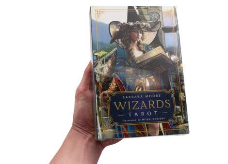 Wizards Tarot Deck- Crystal Dreams