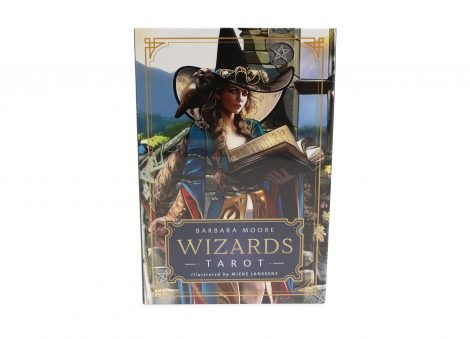 Wizards Tarot Deck- Crystal Dreams