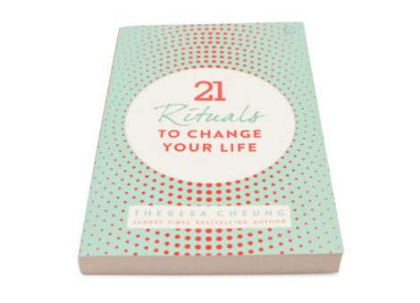 21 Life Changing Rituals Book-Crystal Dreams