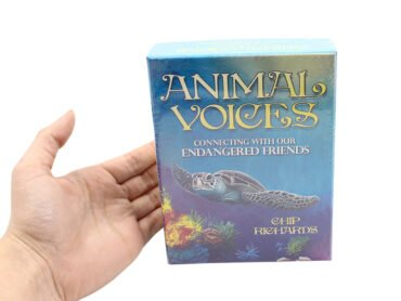 Animal Voices Oracle Cards - Crystal Dreams
