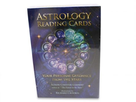 Astrology Reading Cards - Crystal Dreams