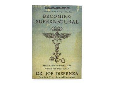 Becoming Supernatural Book - Crystal Dreams
