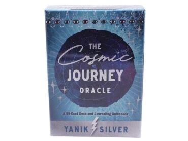 Cosmic Journey Oracle Deck - Crystal Dreams