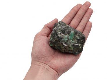 Rough Emerald Brazil - Crystal Dreams