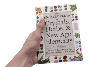 The Encyclopedia of Crystals Herbs and New Age Elements - Crystal Dreams