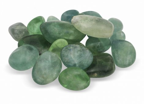 Green Fluorite Tumbled - Crystal Dreams
