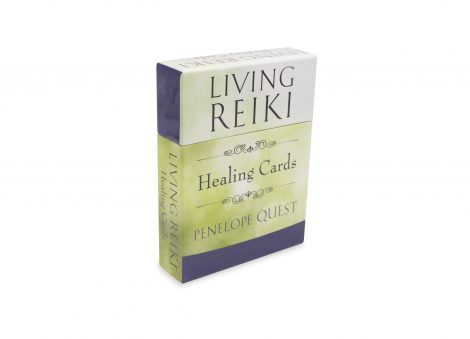 Living Reiki Revitalizing Deck - Crystal Dreams