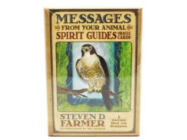 Messages from Your Animal Spirit - Oracle Cards _ Cartes de Oracles