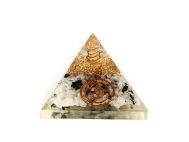 Orgone Pyramid - Moonstone (M) - Crystal Dreams