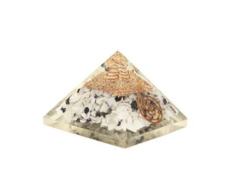 Orgone Pyramid - Moonstone (M) - Crystal Dreams