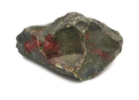 Rough Bloodstone - Crystal Dreams
