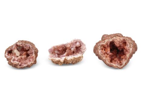 Pink Amethyst Cluster - Crystal Dreams
