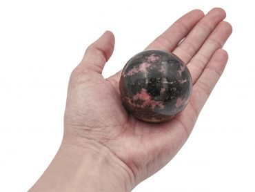 Rhodonite Sphere - Crystal Dreams