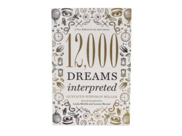 12,000 Dreams Interpreted Book-Crystal Dreams