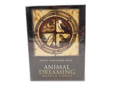 Animal Dreaming Oracle Cards - Crystal Dreams