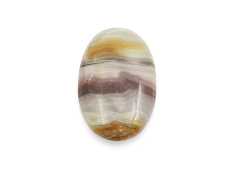Banded Calcite Palmstone - Crystal Dreams