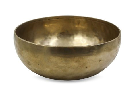 Brass Singing Bowl - Crystal Dreams