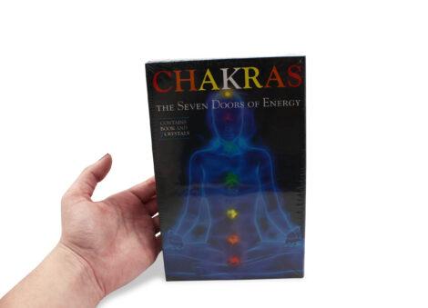 Chakras Kit Set (hand) - Crystal Dreams