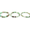 Chrysoprase Bracelet (6mm, 8mm or 10mm)-Crystal Dreams
