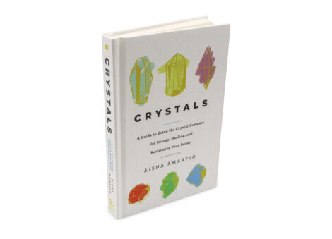 Crystals A Guide to Using the Crystal Compass for Energy, Revitalizing and Reclaiming Your Power - Crystal Dreams