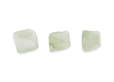 Green Fluorite Octahedron - Crystal Dreams