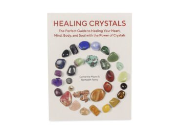 Healing Crystals Book - Crystal Dreams