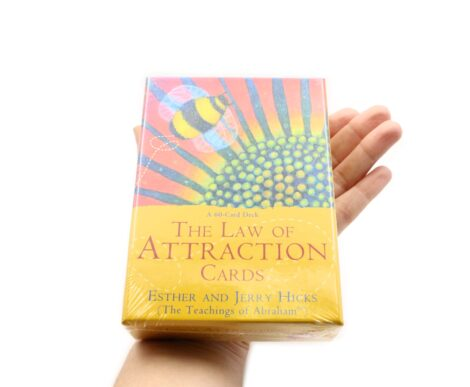 Law of Attraction Oracle Cards - Crystal Dreams