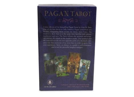 Pagan Tarot - Crystal Dreams