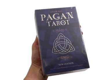 Pagan Tarot (Hand) - Crystal Dreams