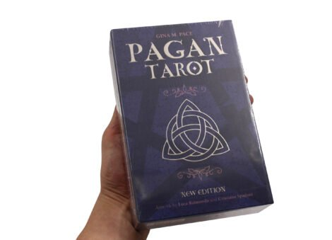 Pagan Tarot (Hand) - Crystal Dreams