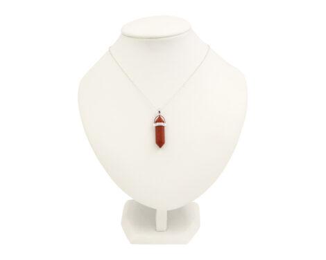 Red Jasper _ Jaspe Rouge - pendentif populaire - Crystal Dreams