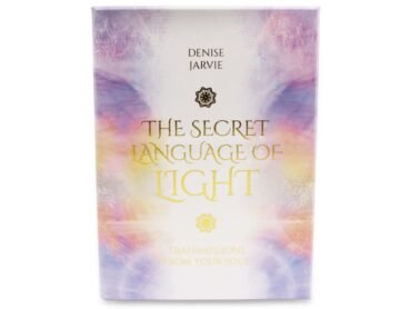 The Secret Language of Light Oracle Cards - Crystal Dreams