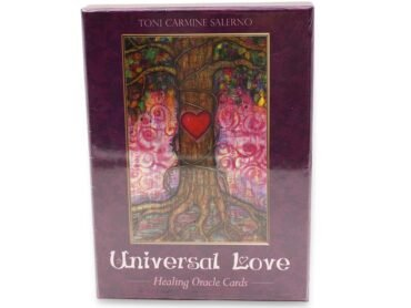 Universal Love Oracle Deck - Crystal Dreams